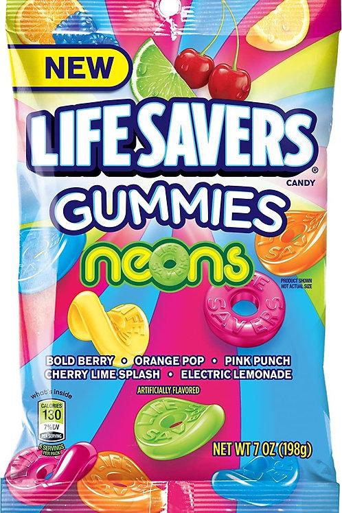 Life Savers Gummies Neon