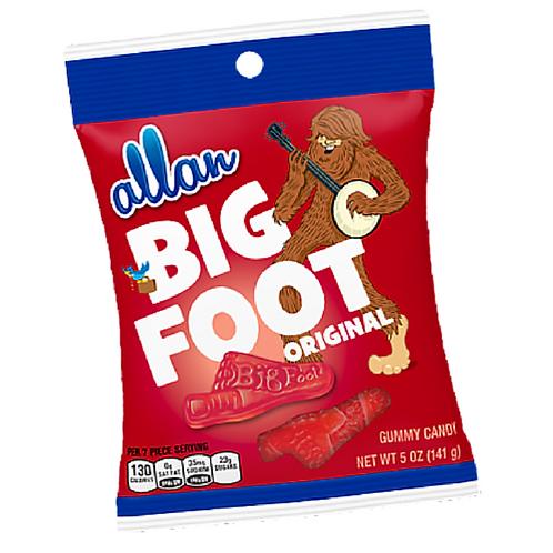 Allans Big Foot