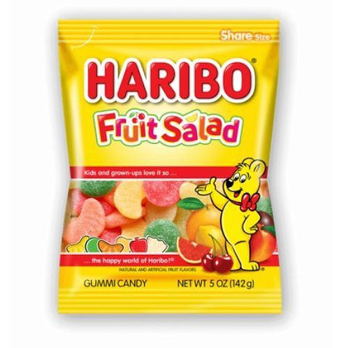 Haribo Hang Bags Fruit Salad
