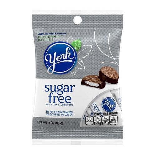 York Sugarfree Patties