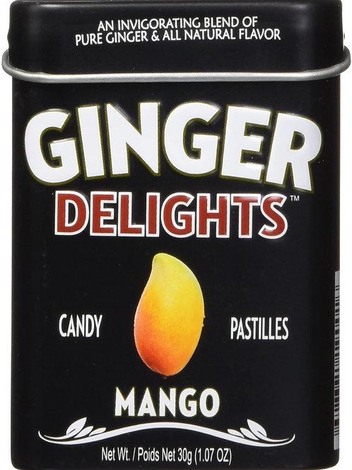 Ginger Delights Mango
