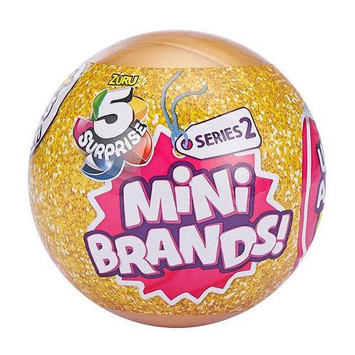 Mini Brands Season 2