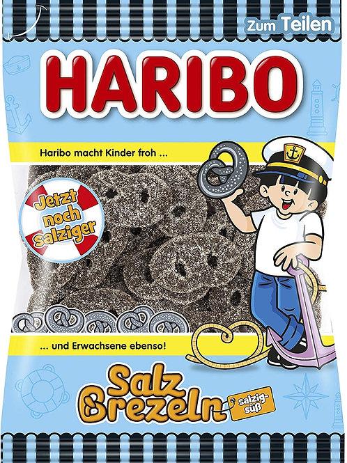 Haribo Licorice Salty Pretzel