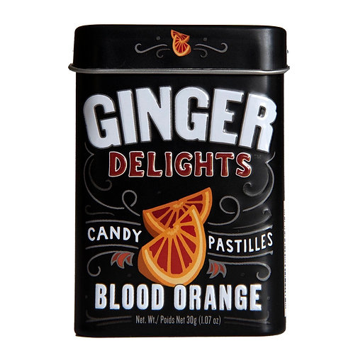 Ginger Delights Blood Orange