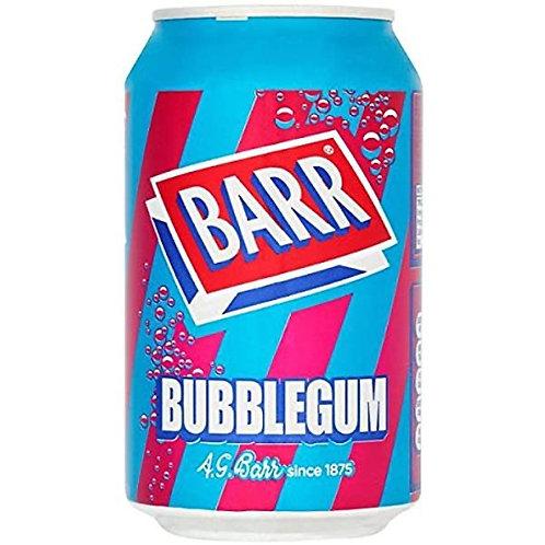 Barr Bubblegum Soda
