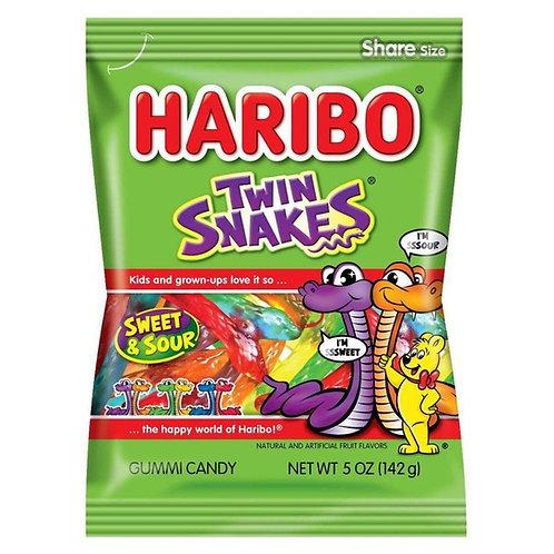 Haribo Hang Bags Twin Snakes