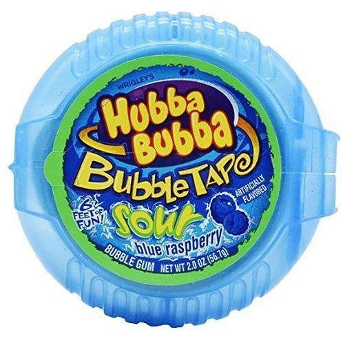 Hubba Bubba Blue Raspberry Bubble Tape