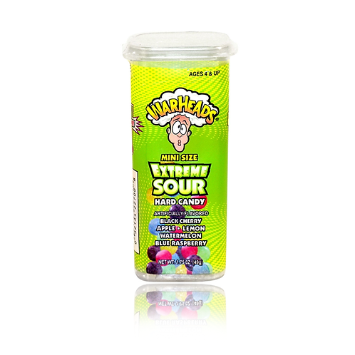 Warhead Sour Booms Extremes