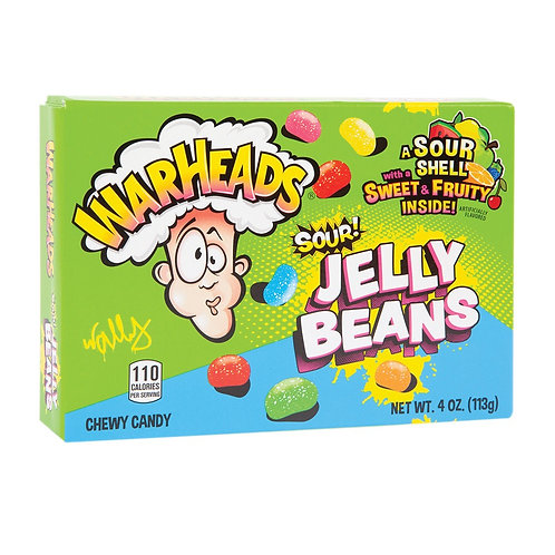 Warhead Jelly Beans