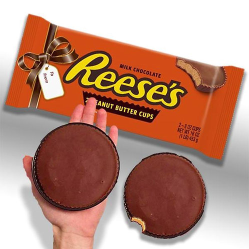 Reese Cup Half Pound 2Pk