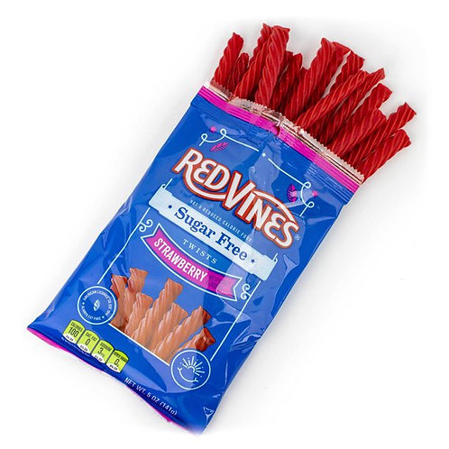Red Vines Sugar Free Red Licourice