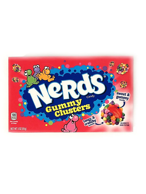 Nerds Clusters Box