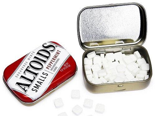 Altoids Smalls Peppermint