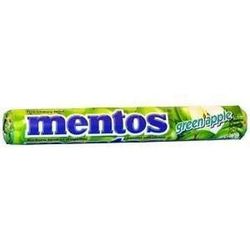 Mentos Green Apple
