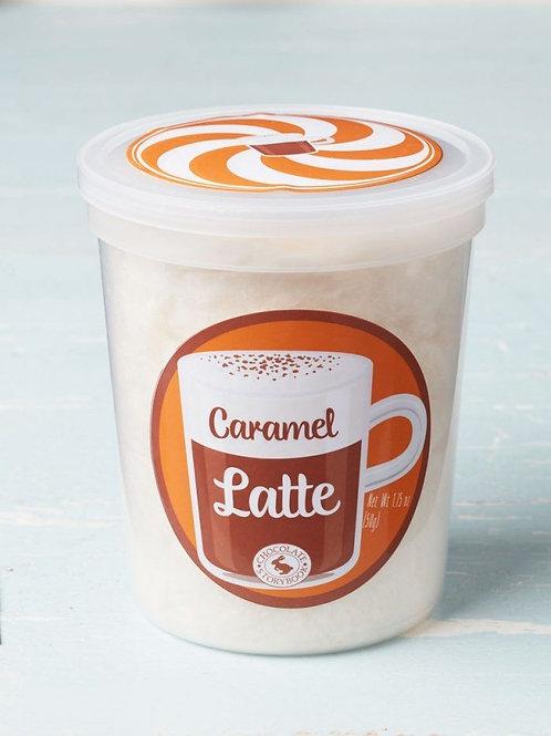 Cotton Candy - Caramel Latte