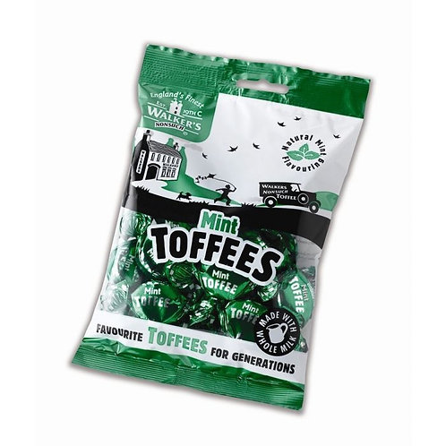 Walkers Toffees Mint