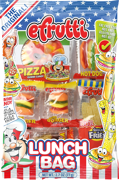 Efrutti Lunch Bag