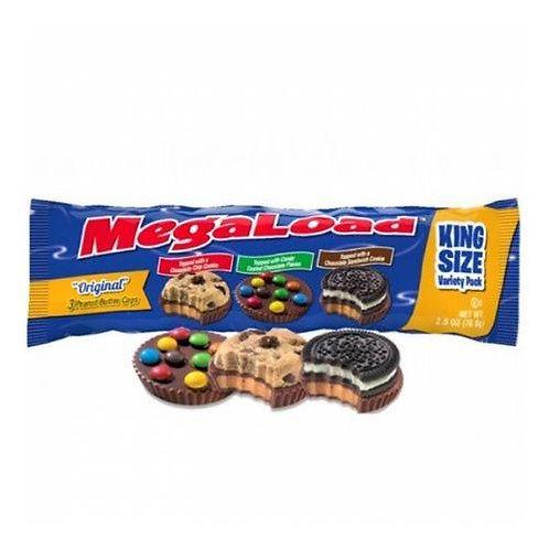 Megaload Bar Peanut Butter