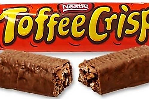 Toffee Crisp Bar