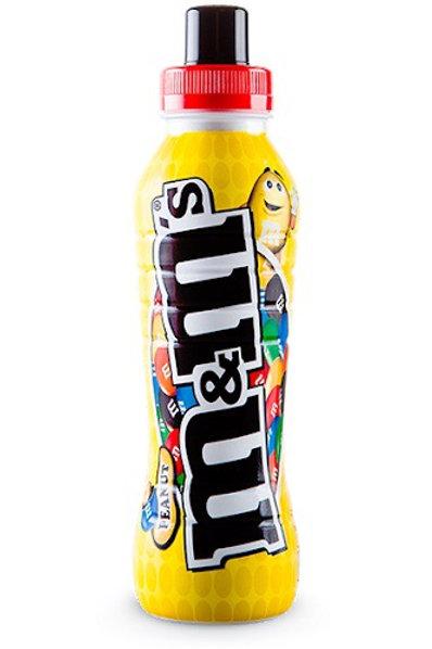 Candy Bar M&M Peanut Milkshake