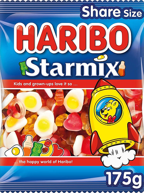 Haribo Hang Bags Star Mix