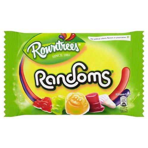 Rowntree Randoms