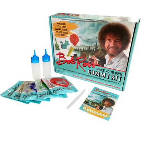 Bob Ross Make Your Own Gummy