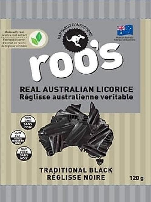 Roo'S Black Licourice