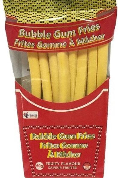 Bubble Gum Fries
