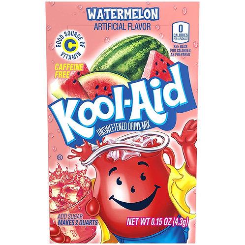 Kool-Aid. Watermelon 2quart unsweetened