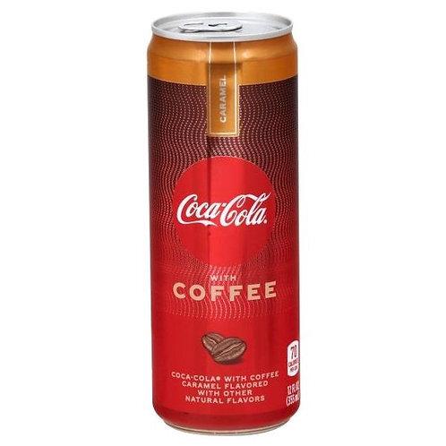Coca Cola With Caramel Coffee