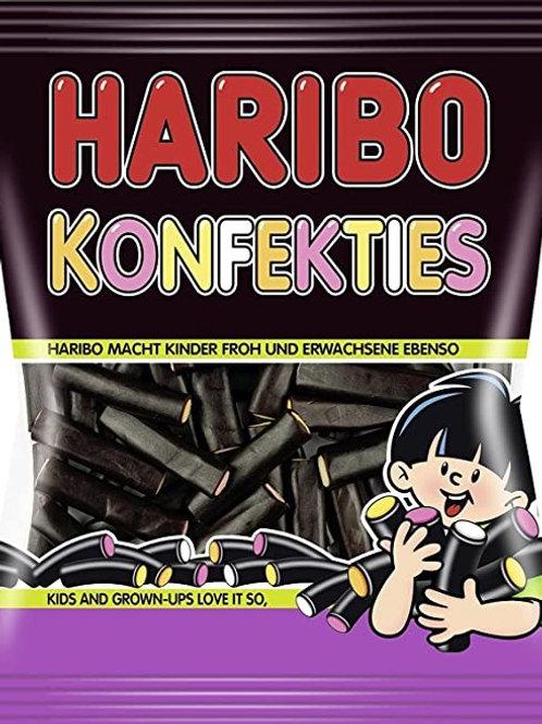 Haribo Licorice Konfecties