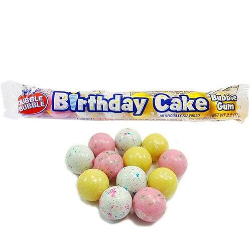 Birthday Cake Gumballs