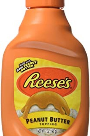 Reeses Dessert Topping