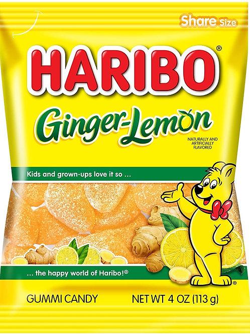 Haribo Hang Bags Ginger Lemons