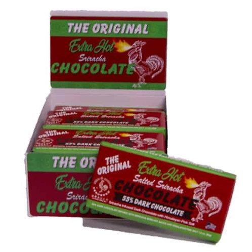 Siracha Chocolate Bar