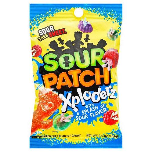 Sour Patch Kids Xplodes