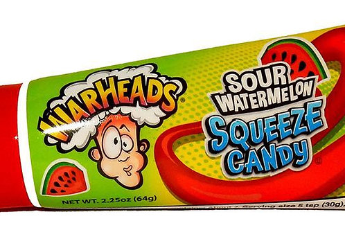 Warheads Squeeze Candy