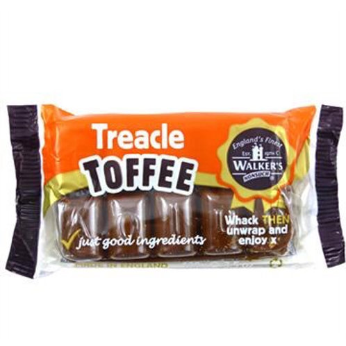 Walkers Treacle Toffee Bar