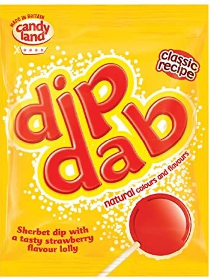 Dip Dab With Lolly