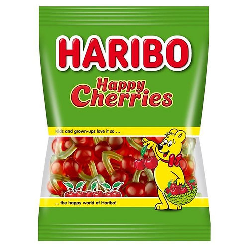 Haribo Hang Bags Happy Cherries