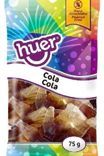 Huer Cola Bottles