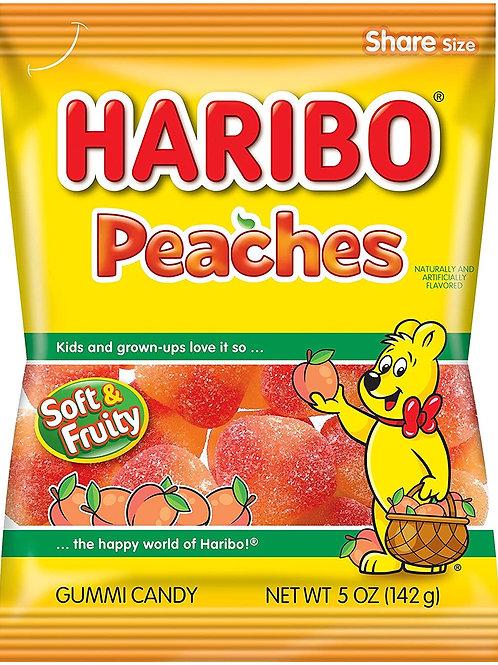 Haribo Hang Bags Peaches