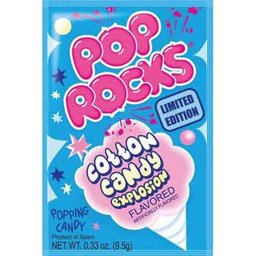 Pop Rocks Cotton Candy
