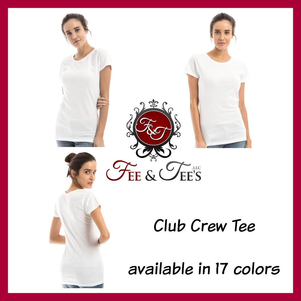 Club Crew Tshirt