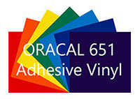 """12"""" x 1 Yd Oracal 651- Permanent"""