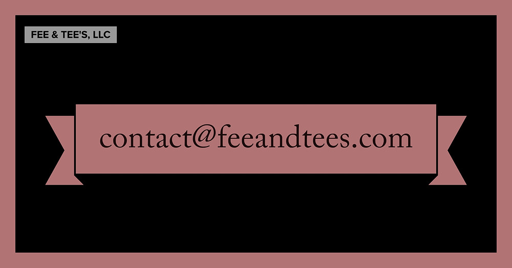Fee & Tee's new email address
