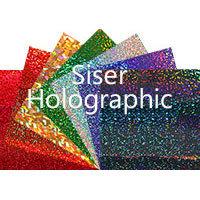 "20"" x 12"" Siser Holographic (HTV) Sheets"