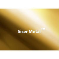 "20""x 12"" Siser Metal  Heat Transfer Vinyl (HTV) Sheets"
