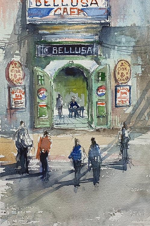 Bellusa Bar